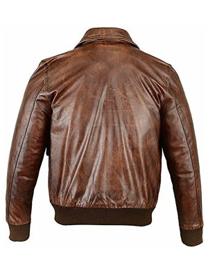 A2 Bomber Jacket For Mens