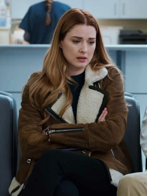 Alexandra Breckenridge Virgin River Melinda Monroe Jacket