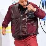 American Music Awards DJ Khaled Brown Jacket