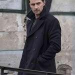 Berlin Station Daniel Miller Black Coat