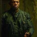Billy Brown Hostages Black Leather Jacket