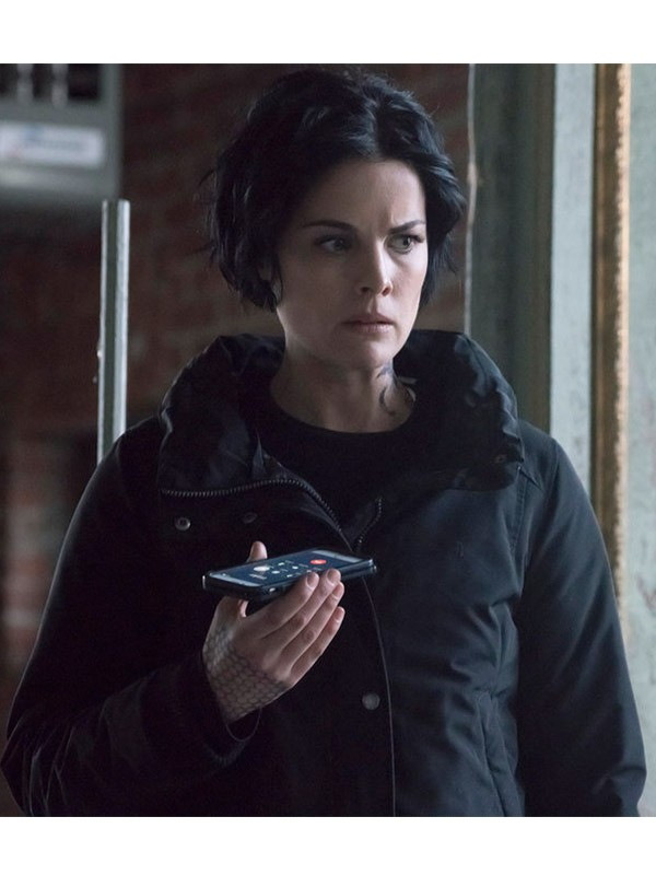 Blindspot Jane Doe Classic Black Jacket