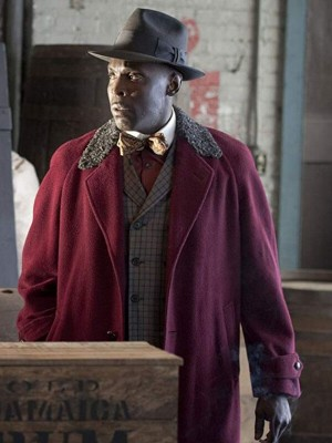 Boardwalk Empire Chalky White Coat