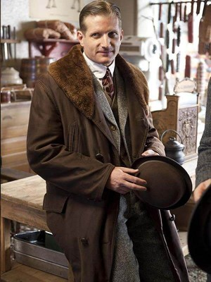 Boardwalk Empire Paul Sparks Coat
