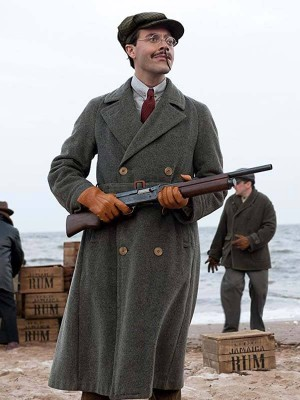 Richard Harrow Boardwalk Empire Coat
