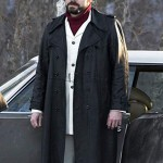 Brad Mann TV Series Fargo Double Breasted Coat