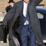 Bruce Willis Motherless Brooklyn Blue Trench Coat