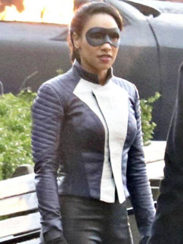 Candice Patton Speedster The Flash Jacket