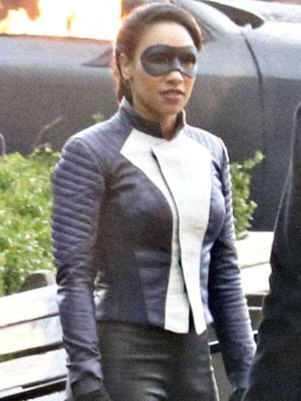 Candice Patton Speedster The Flash Jacket