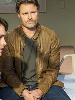 Dylan Neal Cedar Cove Jack Griffith Jacket