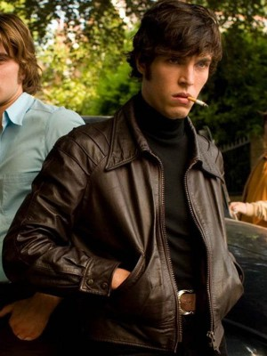 Cemetery Junction Tom Hughes Leather Jacket