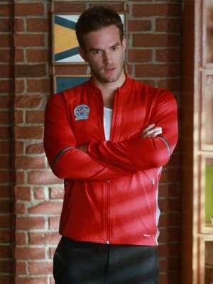 Matthew Cook Champions Andy Favreau Jacket