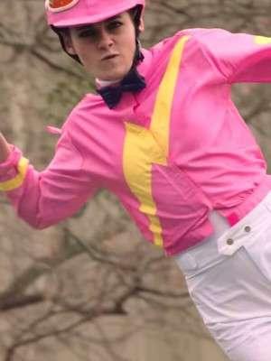 Sabina Wilson Charlie's Angels Kristen Stewart Pink Bomber Jacket