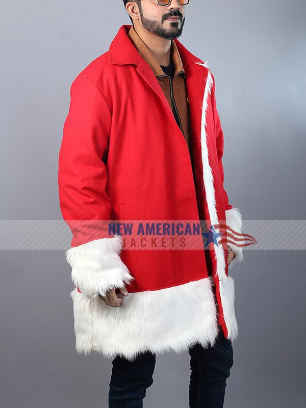 Chevy Chase Christmas Costume Coat