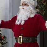 Chris My Santa Coat