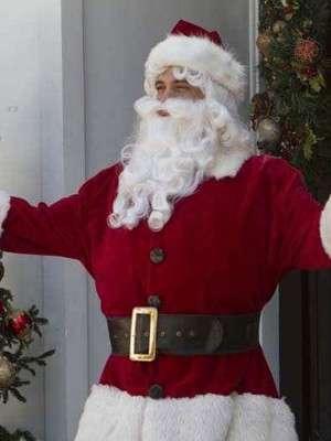 Matthew Lawrence My Santa Coat
