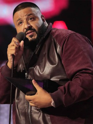 American Music Awards DJ Khaled Brown Jacket