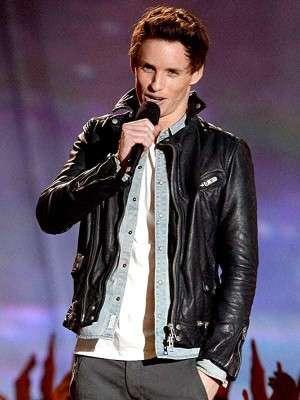 MTV Movie Awards Eddie Redmayne Jacket