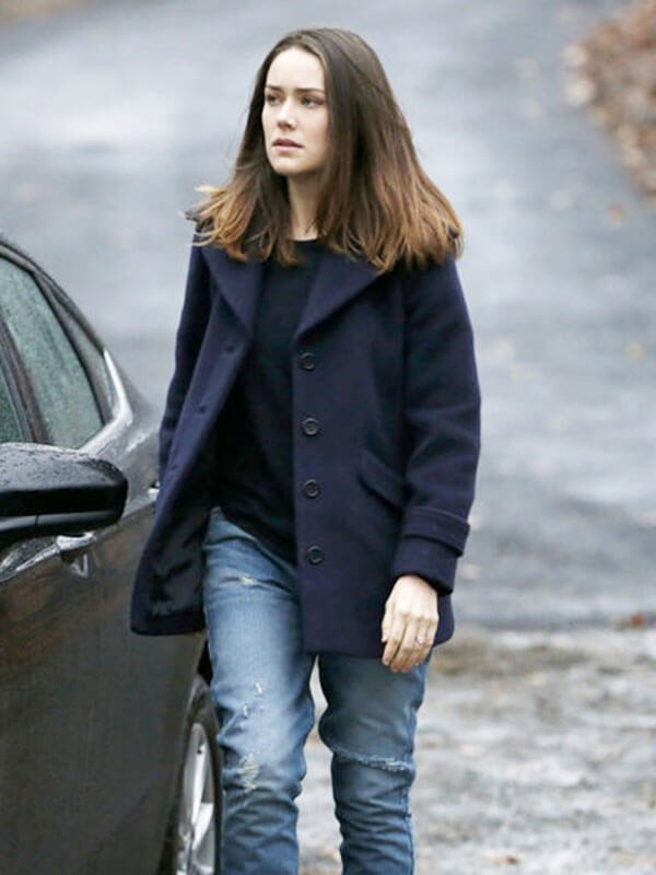 Elizabeth Keen The Blacklist Wool Jacket