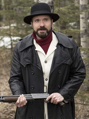 TV Series Fargo Brad Mann Trench Coat