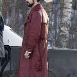Fargo Tv Series Wayne Kitchen Leather Coat
