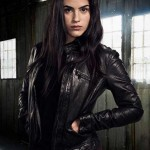 Gabrielle Joubert Condor Leem Lubany Leather Jacket