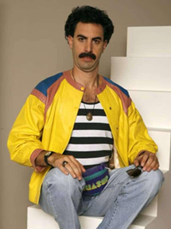 Glorious Nation of Kazakhstan Borat Jacket