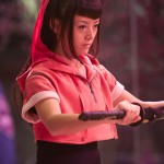 Heroes Reborn Kiki Sukezane Pink Hooded Jacket