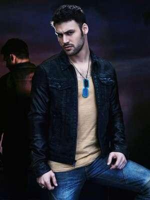 Ryan Guzman Heroes Reborn Black Leather Jacket