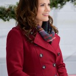Holiday for Heroes Audrey Brown Red Coat