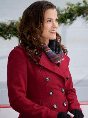 Audrey Brown Holiday for Heroes Coat