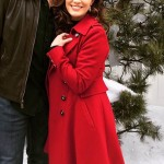 Holiday for Heroes Melissa Claire Egan Coat