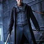 I, Frankenstein Aaron Eckhart Gray Coat