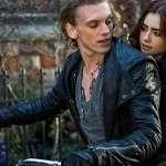 Jace The Mortal Instruments Jamie Campbell Black Hoodie Jacket