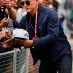James Bond No Time To Die Daniel Craig Blue Jacket