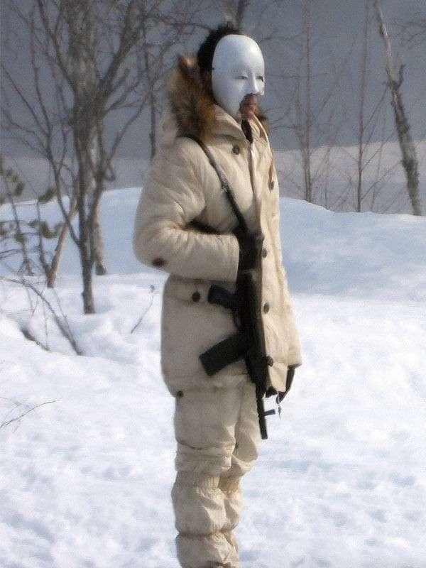 James Bond No Time to Die Safin Parka Coat