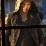 Jamie Campbell The Mortal Instruments Hoodie Leather Jacket