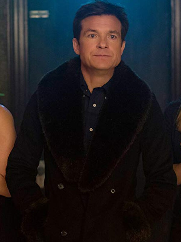 Jason Bateman Office Christmas Party Long Coat