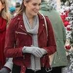 Jessica Christmas at the Palace Jacket