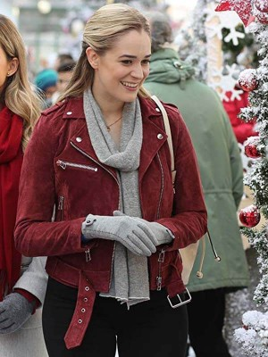 Christmas at the Palace Brittany Bristow Jacket