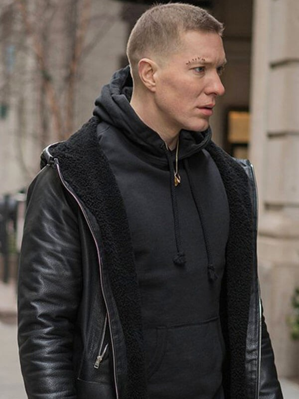 Joseph Sikora Power Jacket