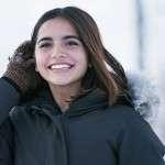 Julie Let It Snow Isabela Merced Jacket