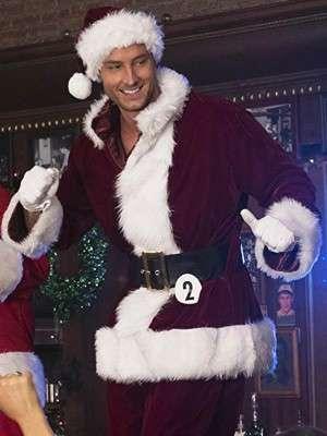Ty Swindel A Bad Moms Christmas Red Cosplay Jacket