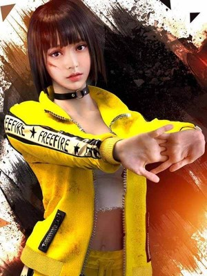 Garena Free Fire Kelly Jacket