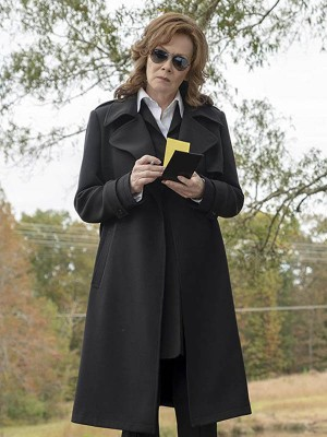 Jean Smart Watchmen Coat