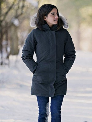 Isabela Merced Let It Snow Julie Jacket