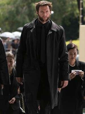 Hugh Jackman The Wolverine Coat