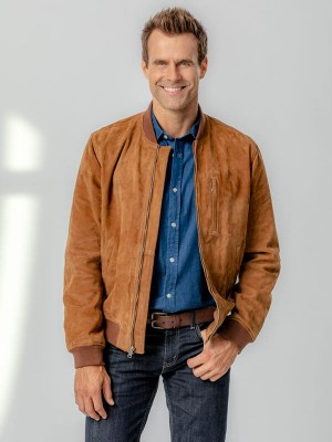 Love, of Course Cameron Mathison Jacket