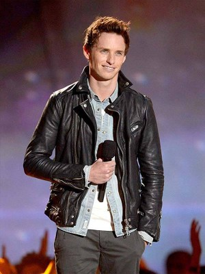 Eddie Redmayne MTV Awards Jacket