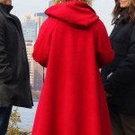 Maddy Tv Series Modern Love Trench Coat